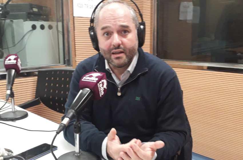 """Salvador Puigdengolas, decano del Colegio de Ingenieros Industriales de la Com. Valenciana: """"La pandemia ha demostrado que la industria se reconvierte, pero su futuro depende de los políticos"""""""
