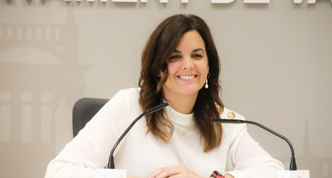 Sandra Gomez celebra que Valencia reciba 1,5 millones de la diputación para hacer frente al Covid-19