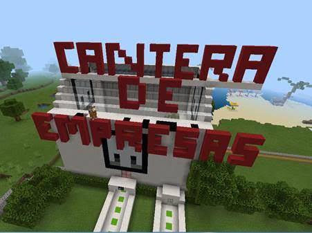 Cantera de Empresas enseña a sus alumnos a programar ciudades online con el curso de Minecraft Education Edition