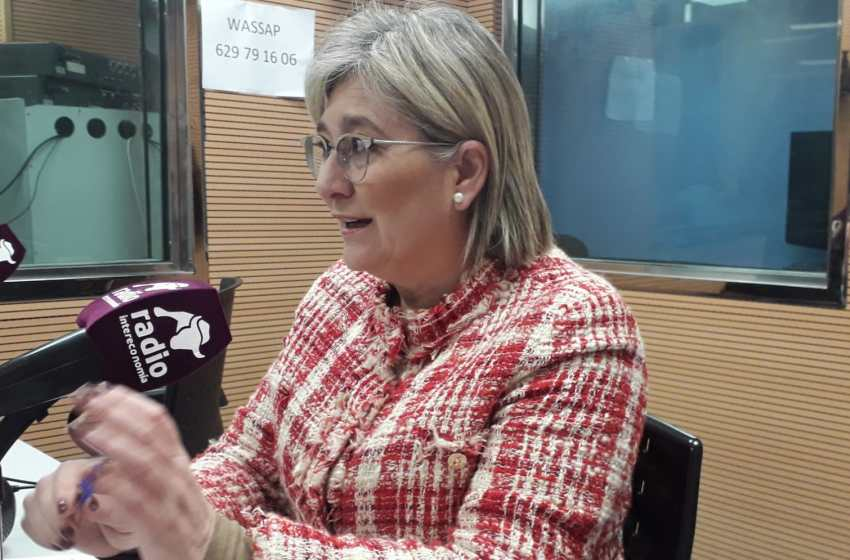 """Mamen Peris, diputada autonómica de Cs: """"Le hemos pedido a Puig que ponga día, hora y lugar para iniciar la reactivación económica valenciana"""""""