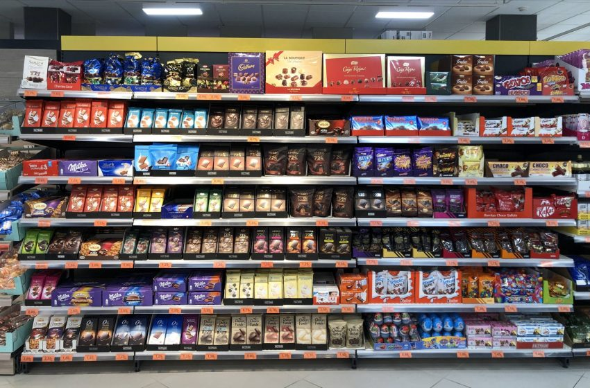 La crisis del coronavirus nos hace comer más chocolate en Mercadona
