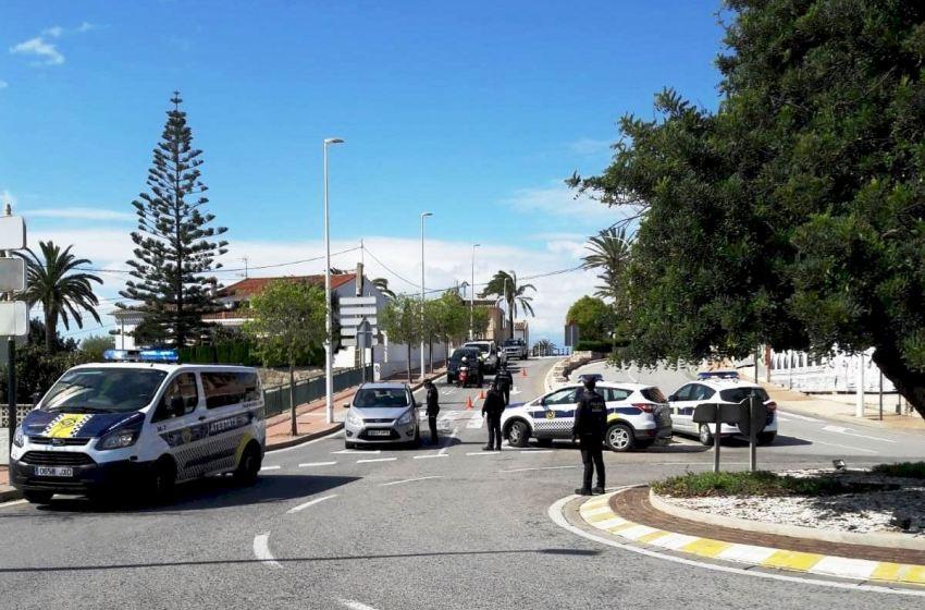 Turistas que se saltan el confinamiento para pasar las vacaciones en la costa valenciana