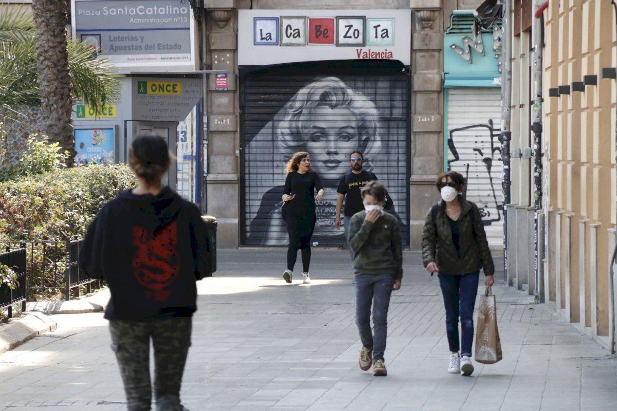 La Comunitat Valenciana registra 489 casos nuevos de coronavirus y 28 fallecidos