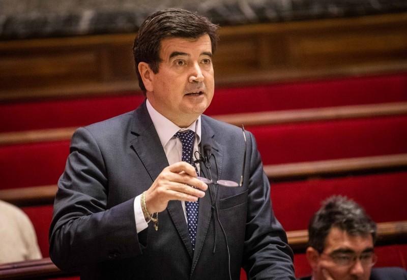 Ciudadanos propone a PSPV y PP presentar una moción de censura contra el alcalde de Compromís, Joan Ribó