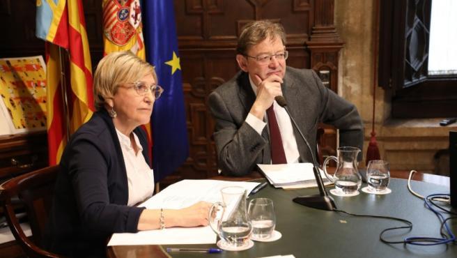 La comisión de reconstrucción inicia las comparecencias, con sindicatos y CEV