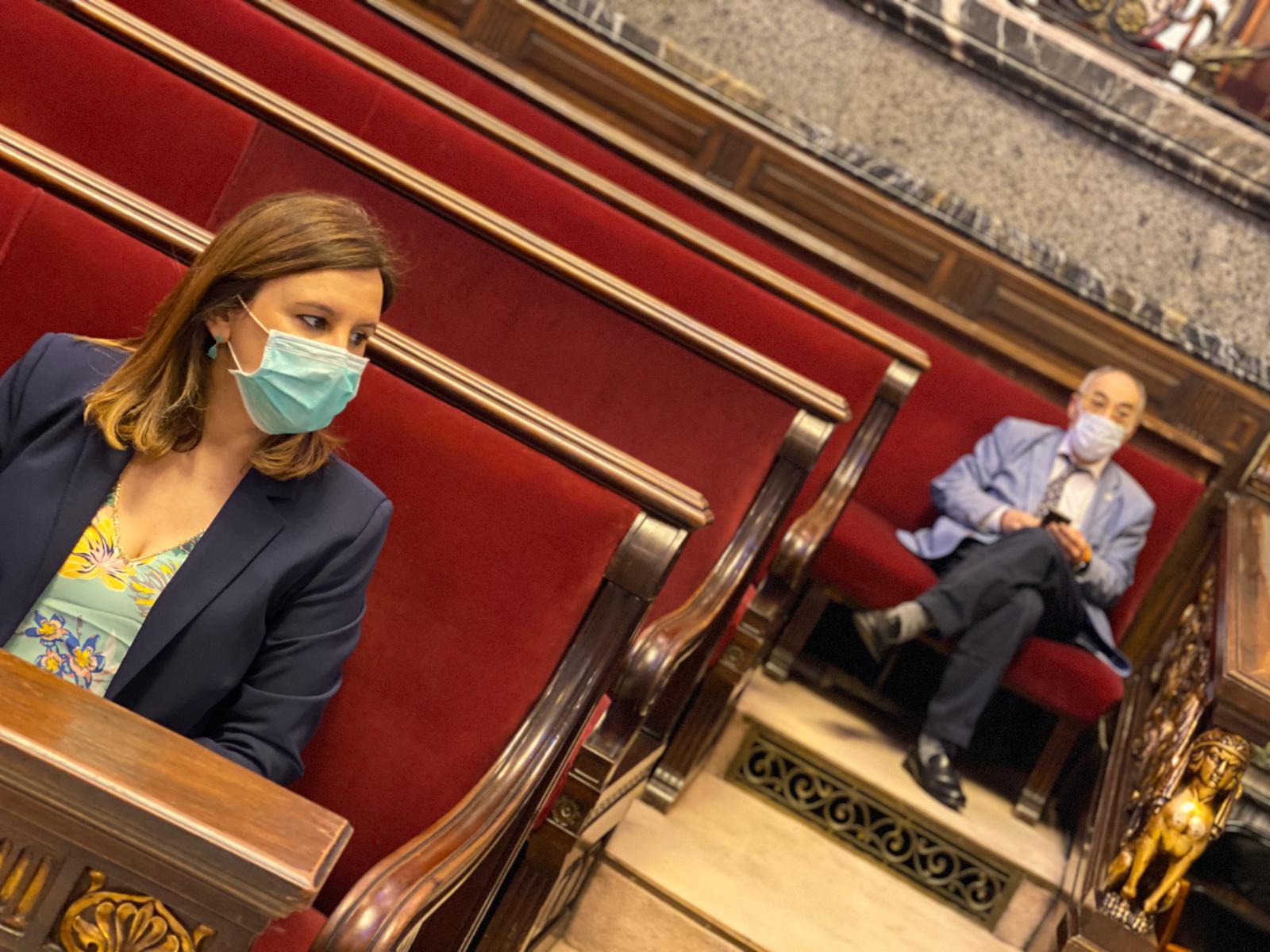 El PP presenta una moción urgente para que el Ayuntamiento inste a la Generalitat a permitir retomar la actividad y la competición de la Pilota de elite
