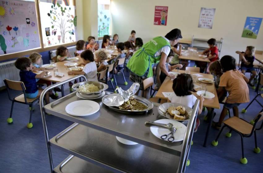El Ayuntamiento de Buñol amplía todo el mes de mayo las ayudas para familias con menores en comedores escolares