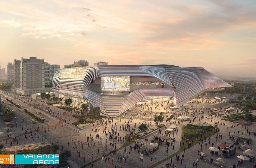 La modificación del PGOU hará realidad el Valencia Arena