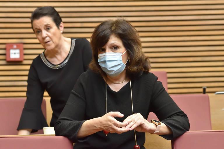 PSPV replica al PP que ya hay un plan para volver a la normalidad sanitaria