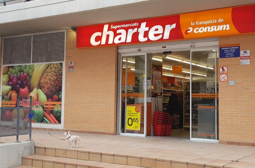 Charter abre 11 supermercados en los últimos tres meses