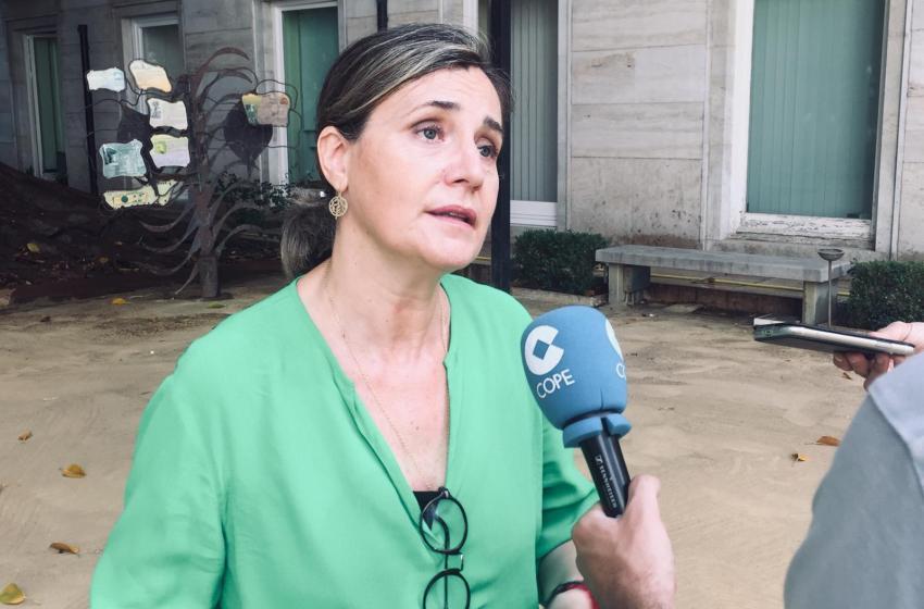 """Bastidas: """"Antes de la intervención de Sanidad en la residencia de Alcoy había 5 personas fallecidas y después de la intervención ascendieron a 65"""""""