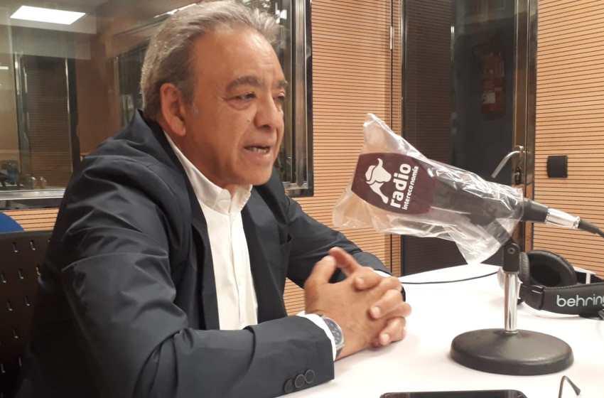 """Manolo Mata en El Intercafé: """"Para aprobar el pacto de la reconstrucción todos los partidos debemos de ir juntos, incluyendo al PP"""""""