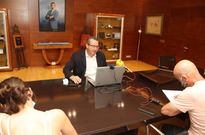 Benidorm liberará automáticamente las parcelas reservadas de Levante que no se ocupen a una determinada hora