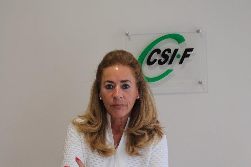 """Dolly Prunés, presidenta de sanidad en CSIF CV: """"Todavía no sabemos el volumen de plantilla que está trabajando actualmente ni el que operará en agosto"""""""
