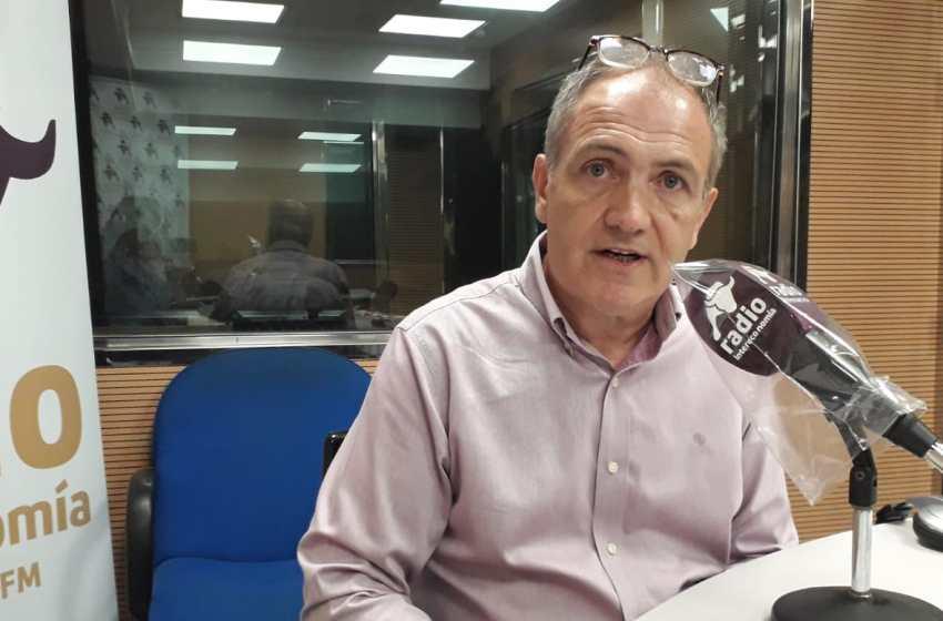 """Toni Bernabé en """"El Intercafé"""": """"El aeropuerto de Valencia tendrá el 90% de las rutas operativas en el mes de agosto"""""""