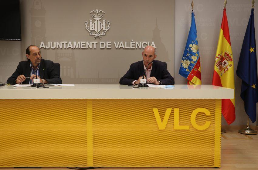 VOX abandona la Comisión de Reconstrucción porque Ribó se niega a asumir responsabilidades y a votar en el Pleno una a una todas las propuestas
