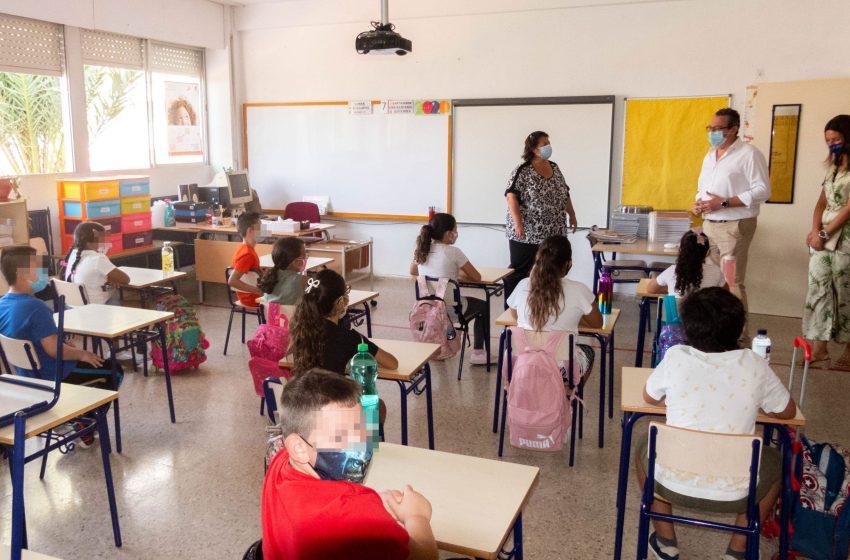 CSIF insta a Educación a aplicar el acuerdo del Comité de Salud Laboral y colocar filtros HEPA en todas las aulas