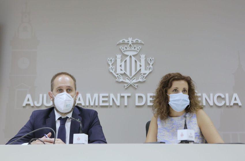 """El Ayuntamiento de Valencia presenta las medidas del plan para garantizar """"una vuelta segura a las aulas"""""""