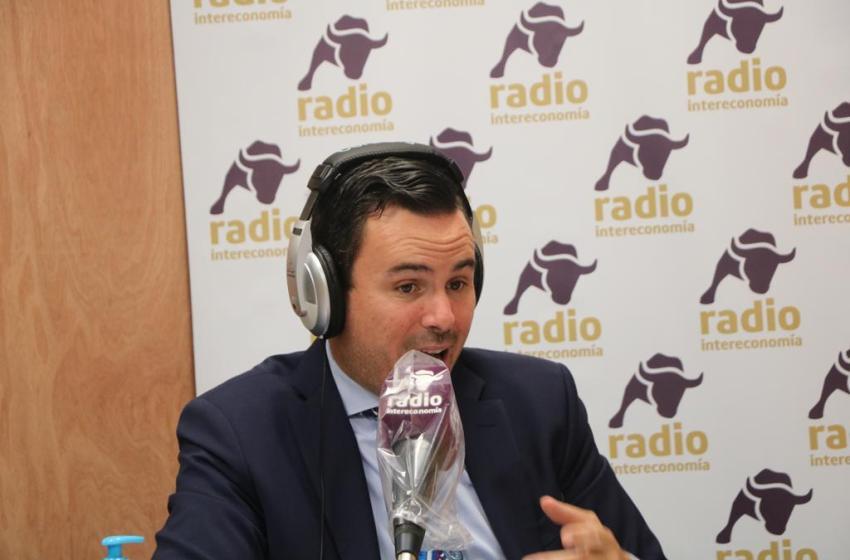 """Carlos Primo en El Intercafé: """"Los ayuntamientos ante la ausencia de competencias para contratación, recurren a los contratos menores"""""""