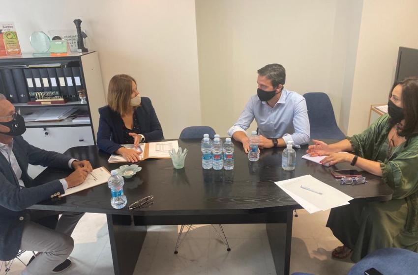 """Catalá: """"Iniciar obras en 34 puntos de la ciudad en septiembre es un nuevo mazazo para el comercio, que sigue sin cobrar las ayudas"""""""