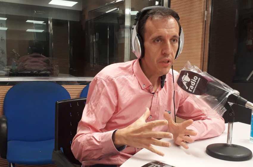 """José Seco en El Intercafé: """"La consellería de educación tiene que demandar a la de sanidad las competencias para realizar PCR al personal educativo"""""""