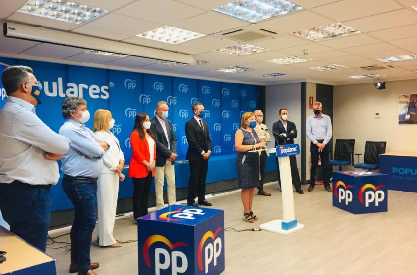 El PP presenta recurso de inconstitucionalidad ante el Decreto-ley de tanteo y retracto de la Generalitat