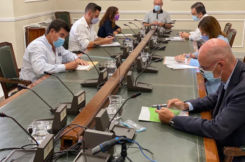 La ciudadanía de Valencia podrá visitar la senyera el 9 de octubre en el salón de cristal con las medidas de seguridad por la COVID-19