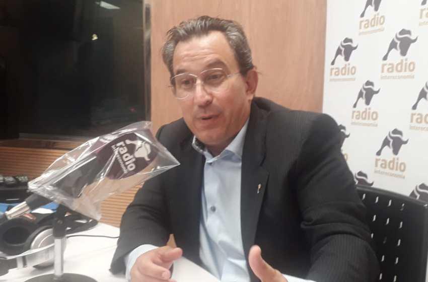 """Víctor Pérez (FOTUR) en El Intercafé: """"Ha caído la actividad del ocio en un 40% de los locales y estimamos que un 30% más va a desaparecer"""""""