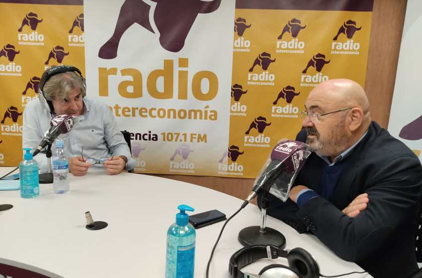 """Agustín Rovira en El Intercafé: """"El RETAIL Future 2020 se centrará en la situación provocada por la pandemia y en la digitalización"""""""