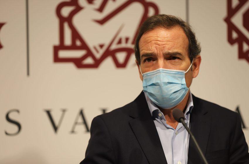 """Woodward: """"Con la subida de impuestos, el PSPV ha dado la espalda a los valencianos y se ha arrodillado ante sus socios"""""""