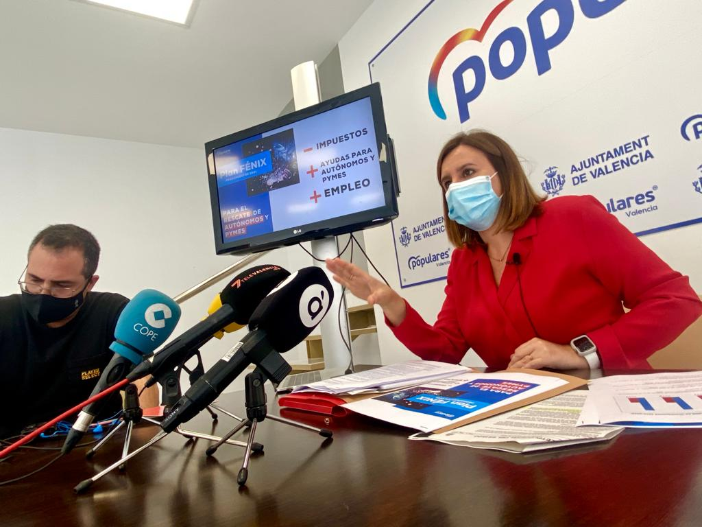 El PP de Valencia celebra un coloquio con un cartel de lujo para poner en valor el papel de la mujer en las Fallas