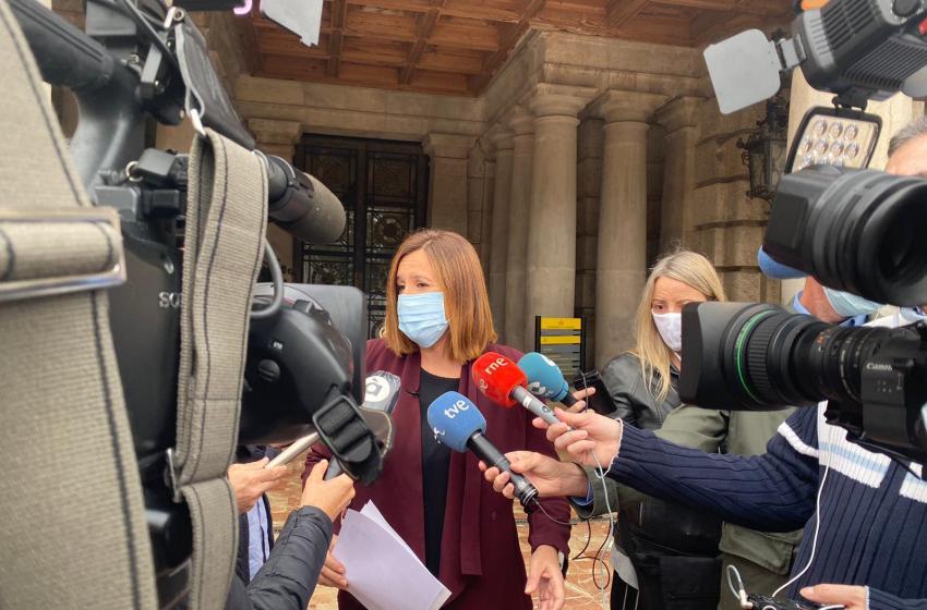 Catalá consigue unanimidad en el Ayuntamiento de Valencia para exigir a Sánchez fondos extra para los municipios, para el transporte público  y más fondos europeos