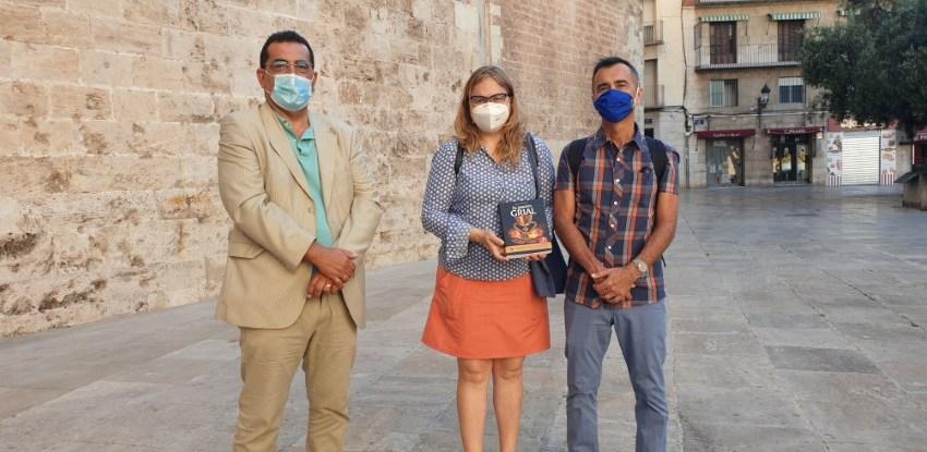 """La TV francesa  RMC Découverte muestra el Santo Grial de Valencia en su documental """"LES THEORIES DU GRAAL"""""""