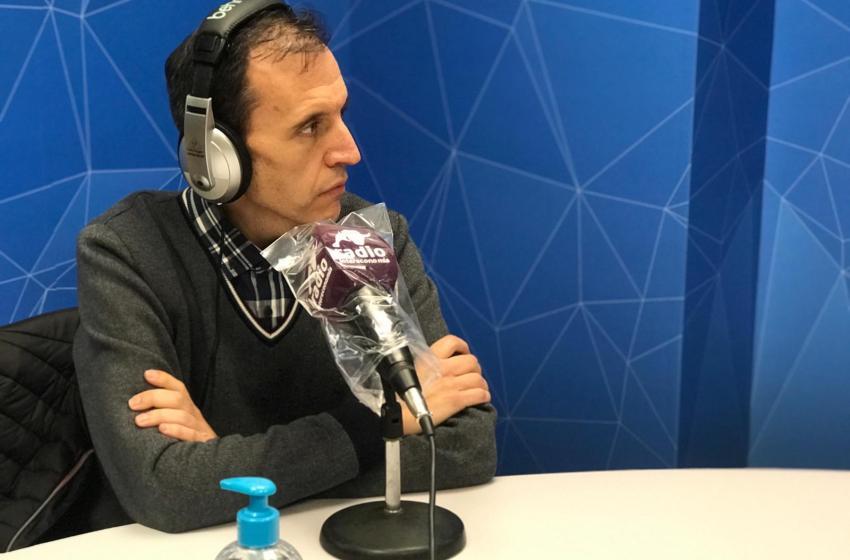 """José Seco en El Intercafé: """"Entorno al 85% de los centros educativos no han tenido que confinar aulas completas"""""""