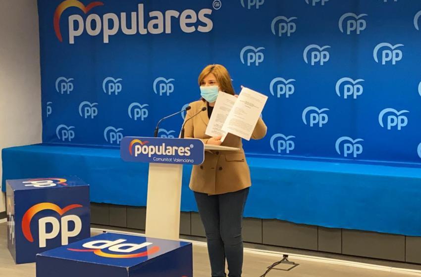 Bonig acusa a Puig de haber mentido y ocultado datos a los valencianos