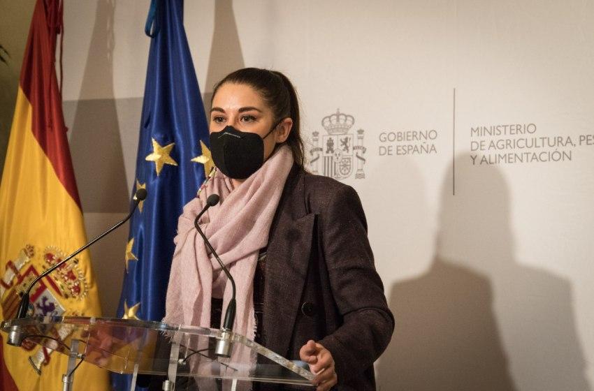 Mireia Mollà reclama una reforma de la PAC que enmiende 'su deuda histórica con la agricultura de la Comunitat Valenciana'