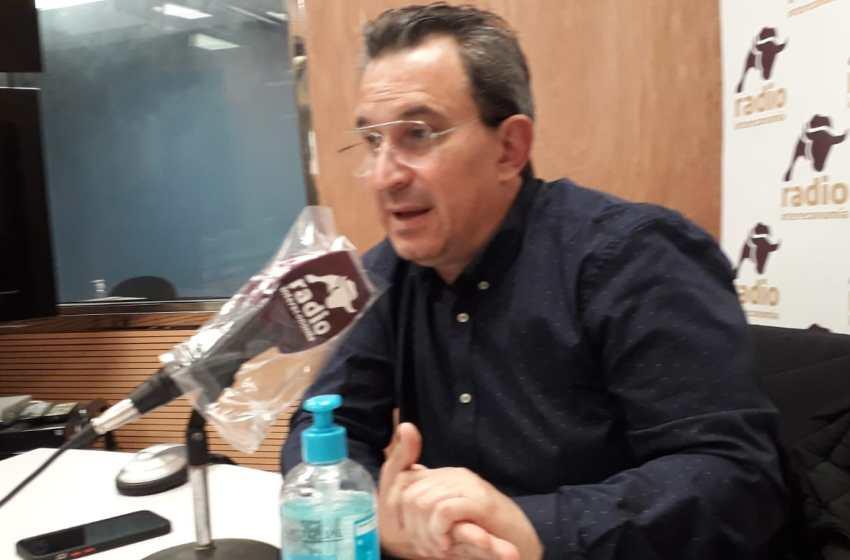 """Víctor Pérez en El Intercafé: """"Tenemos el compromiso de Puig para que las ayudas lleguen al ocio en el primer trimestre de 2021″"""