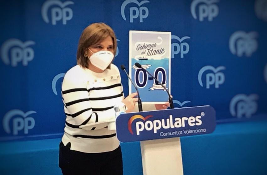 Bonig pide a Puig que solicite la ayuda del Ejército y el sector privado para aplicar las vacunas