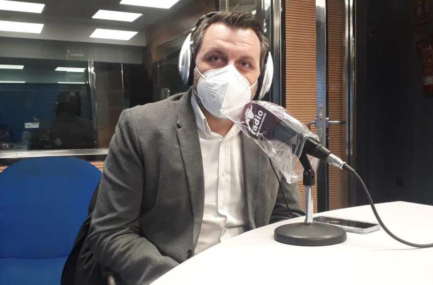 """José María Toro en El Intercafé: """"El problema de la vacunación en residencias ha sido por falta de gestión, no por el retraso de la llegada de las dosis"""""""