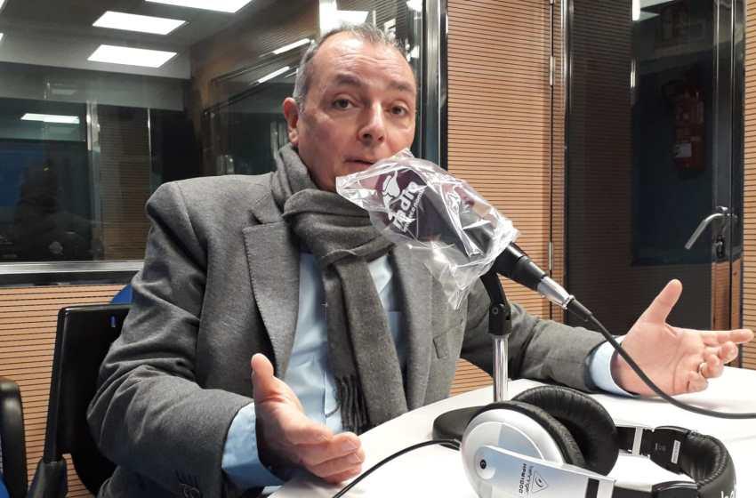 """Salvador Navarro en El Intercafé: """"Es fundamental agilizar la administración para que lleguen cuanto antes las ayudas a los sectores más perjudicados"""""""