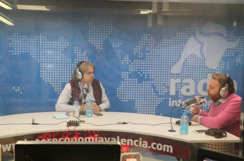 """Lluís Bertomeu en El Intercafé: """"España va a sufrir una recesión económica en septiembre de 2021"""""""