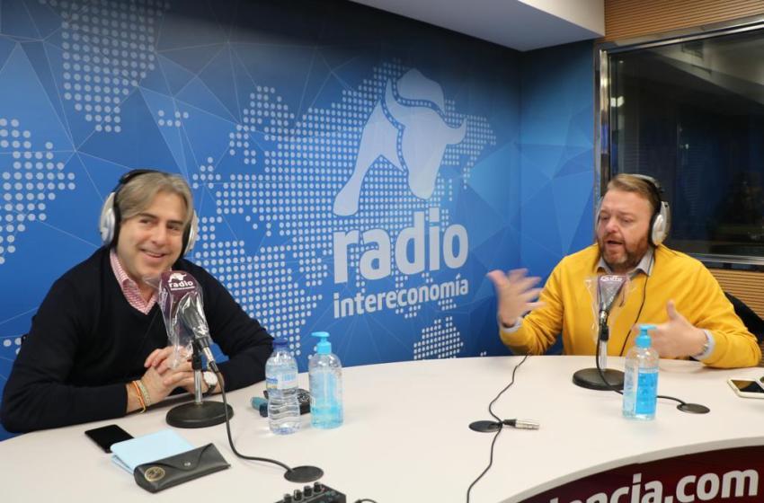 """Lluís Bertomeu (Satori Comunicación) en El Intercafé: """"Puig realizará una lenta desescalada y lo que necesitamos es oxigenar la economía porque somos un país pobre"""""""