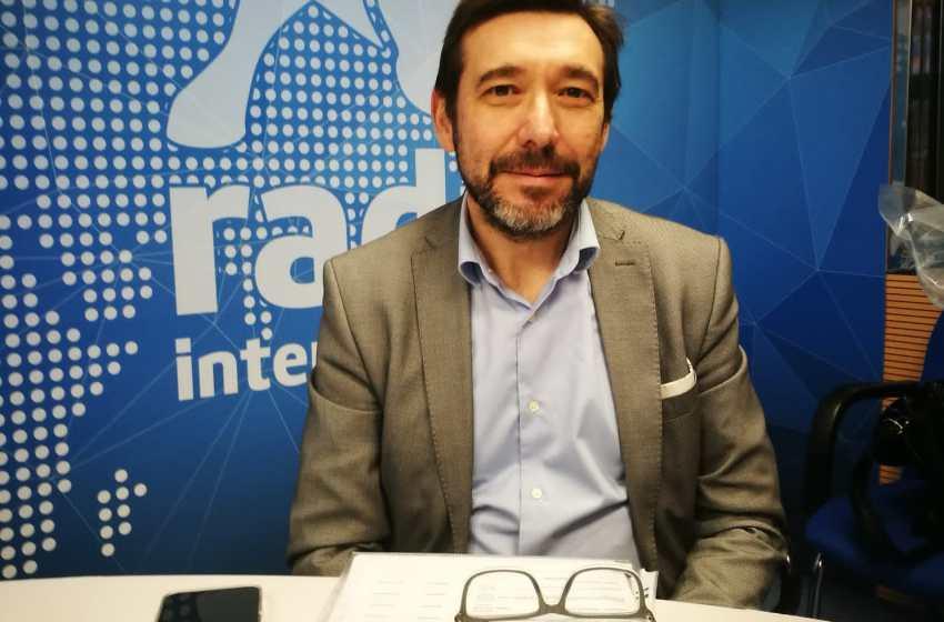 """Dionisio Canales en El Intercafé: """"Me preocupan las 400.000 personas en ERTE que no se han reincorporado pese a la subida del empleo"""""""