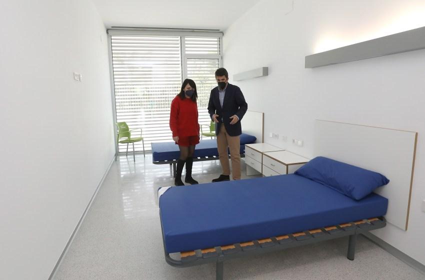 La Diputación de Alicante reitera su ofrecimiento a la Generalitat para que utilice el nuevo centro Doctor Esquerdo para acoger a pacientes ante la presión hospitalaria
