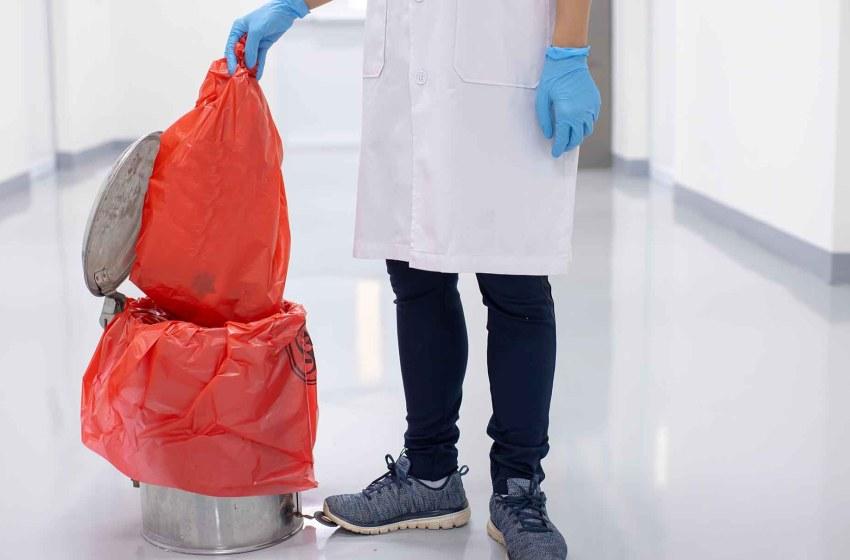 La Generalitat almacenará los residuos hospitalarios de la Covid en contenedores refrigerados dentro de Feria Valencia