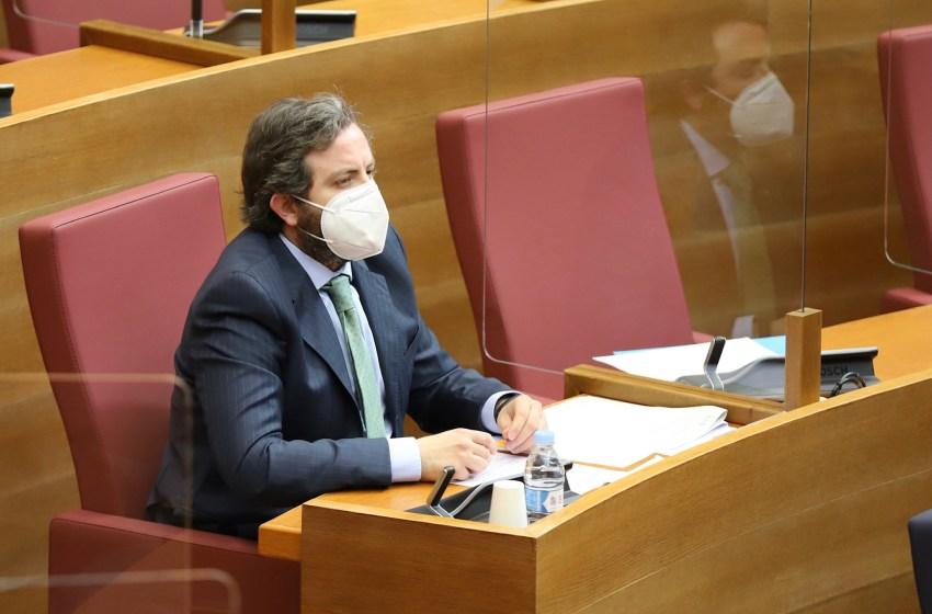 Cs lamenta que el tripartito se oponga a reforzar los planes de prevención de incendios forestales de cara al próximo verano