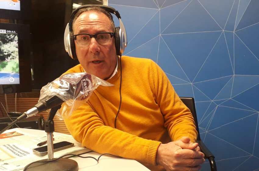 """Juanvi Pérez en El Intercafé: """"Hay que entender la desesperación de los hosteleros que no pueden hacer frente a los pagos ya que sus negocios están cerrados"""""""