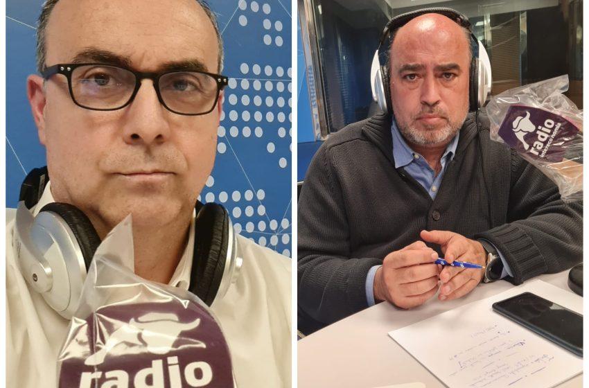 """Luis Gil-Orozco en """"Informe Galindo"""": """"El nombramiento de los tres diputados de Cs en el Gobierno de Murcia del PP es un caso de transfuguismo obligado"""""""