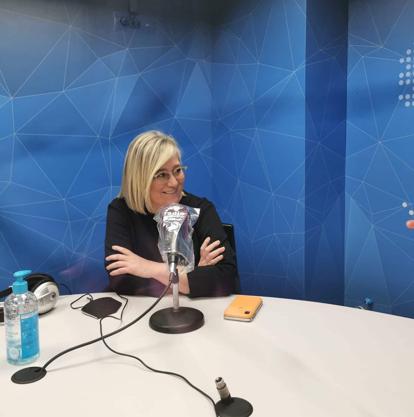 """Mamen Peris en El Intercafé: """"Es muy importante saber copiar aquello que se hace bien, como en Madrid, y dejar de lado la ideología"""""""
