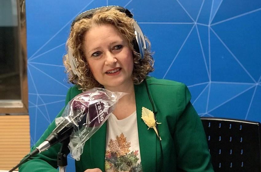 """Amparo Folgado en El Intercafé: """"Vengo de las bases del PP de Torrent y todos los militantes tienen voz en nuestro proyecto"""""""